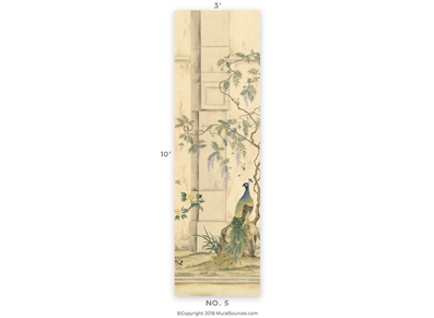 Traditional Chinoiserie Wallpaper