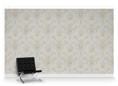 Allouette Dover Repeat Pattern Textured Wall Covering