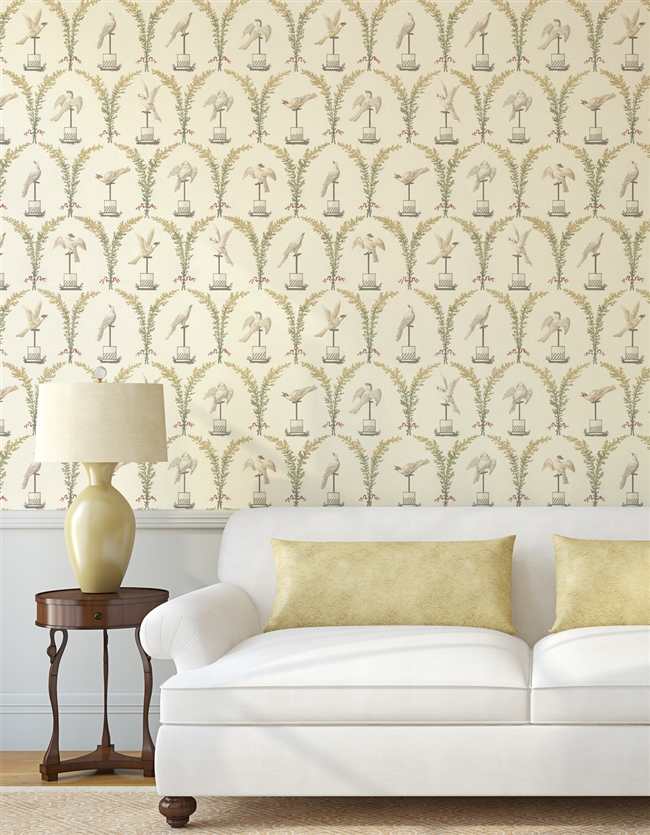 Avelum Repeat Pattern Textured Wall Covering