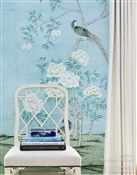 Maysong spring chinoiserie mural
