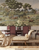 Jefferson Country Mural Wallpaper