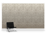 Grand Damask Stone Repeat Pattern Textured Wall Covering