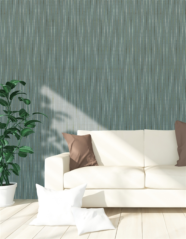 Strots Repeat Pattern Textured Wall Covering