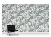 Kiku Snow Monkey Repeat Pattern Textured Wall Covering