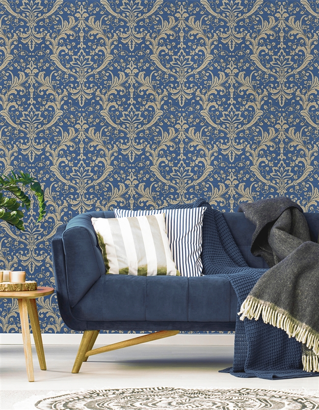 Chiara Repeat Pattern Textured Wall Covering