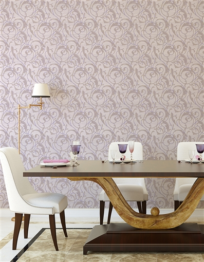 Chanson Repeat Pattern Textured Wall Covering
