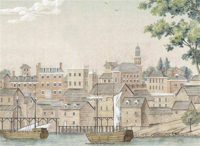 Grand Haven Watercolor