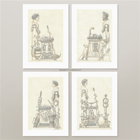 Neoclassical Sculpture prints for framing