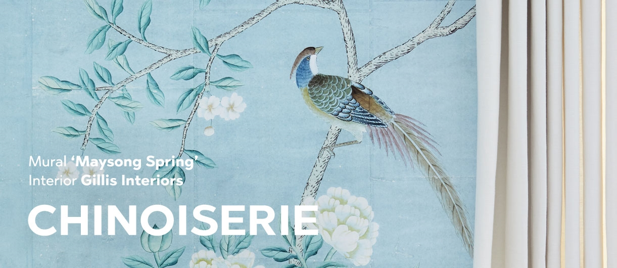 Chinoiserie mural mural wallpaper for Chinoiserie mural wallpaper